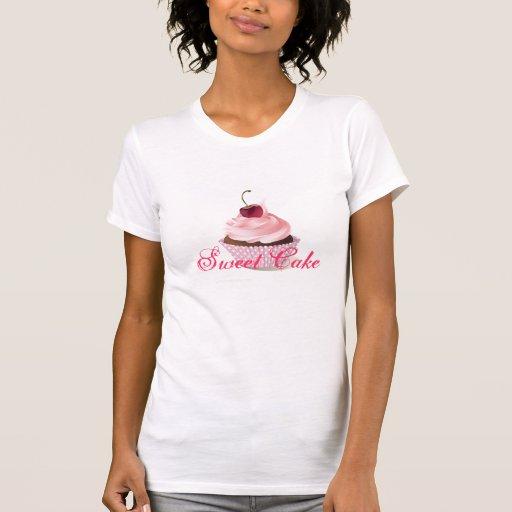 Sweet cake tees