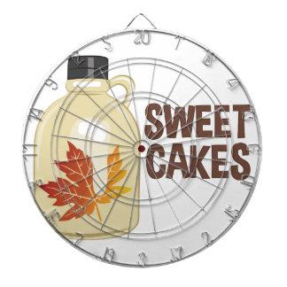 Sweet Cakes Dartboards