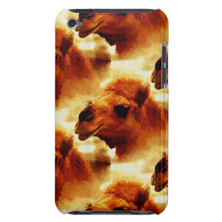 Sweet Camel Face iPod Touch Cover