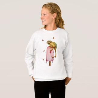 sweet chameleon sweatshirt