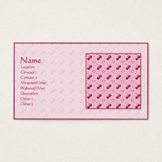 Sweet Cherries Business Card