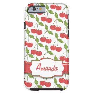 Sweet Cherries iPhone 6 Tough™ Tough iPhone 6 Case