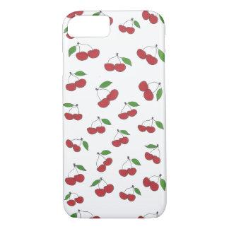 Sweet Cherries iPhone Case