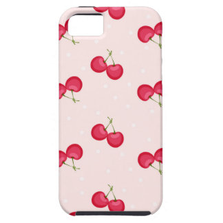 Sweet Cherries Unique Pattern Case For The iPhone 5