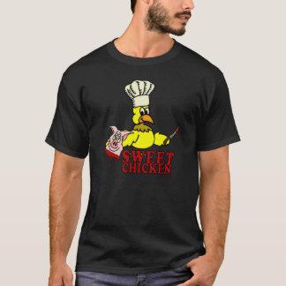 Sweet Chicken BBQ Pig T-Shirt