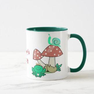 Sweet Childrens Artwork Mug
