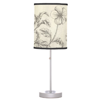 Sweet Cistus of Candy Table Lamp