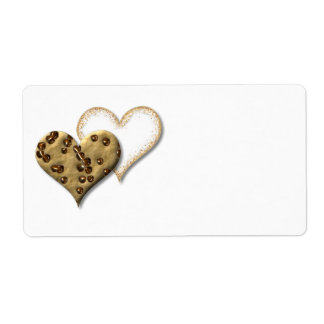 Sweet Cookie Love Shipping Label