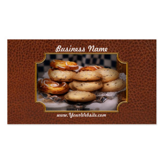 Sweet - Cookies - Cookies and Danish Business Card Templates
