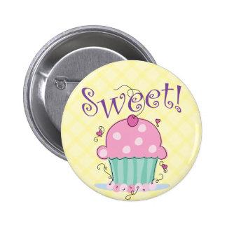 Sweet Cupcake Reward Button