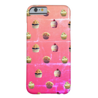 Sweet Cupcakes iPhone 6/6s, Barely There Barely There iPhone 6 Case