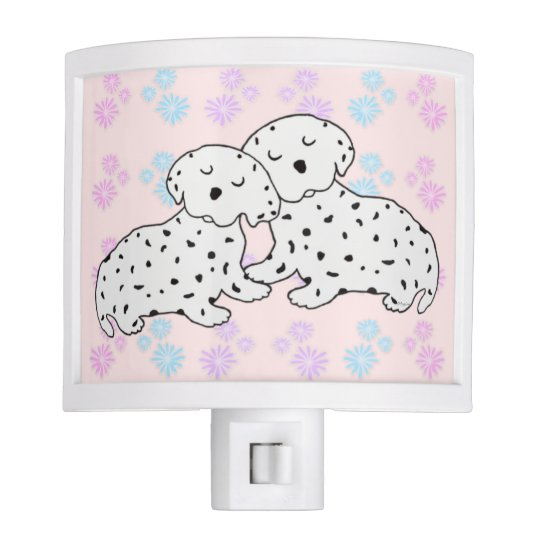 Sweet Dalmatian Dreams Night Light