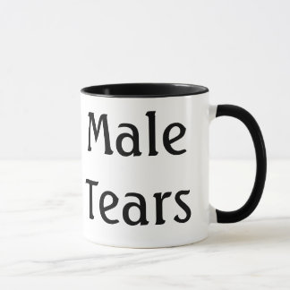 Sweet & Delicious Male Tears Mug