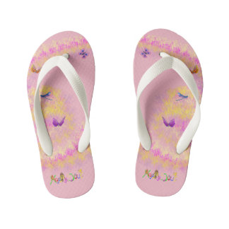 Sweet Design Girls' Flip Flops - Fanti