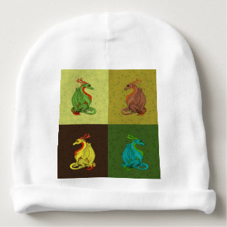Sweet Dragon Collection Baby Beanie