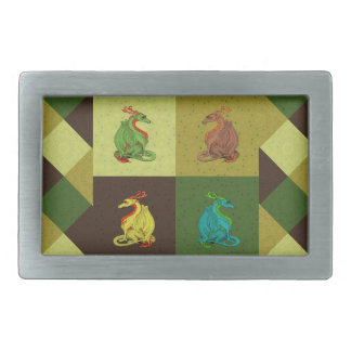 Sweet Dragon Collection Belt Buckle