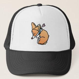 sweet dreams, corgi baby. Cap. Trucker Hat