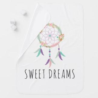 Sweet Dreams, Dream Catcher Baby Blanket