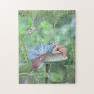 Sweet Dreams Fairy Puzzle