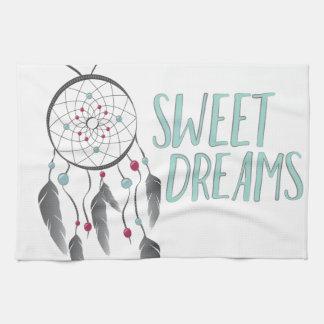 Sweet Dreams Hand Towels