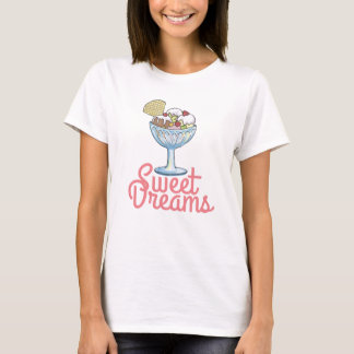 Sweet Dreams - Ice Cream Sundae T-Shirt