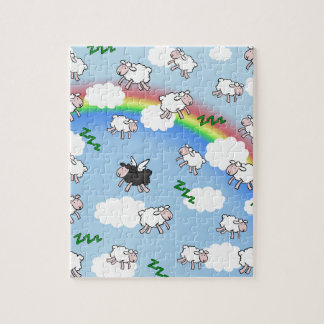 Sweet dreams jigsaw puzzle
