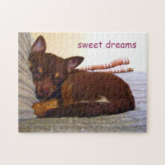 sweet dreams jigsaw puzzle