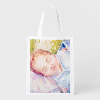 Sweet Dreams Reusable Grocery Bag