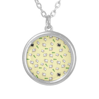 Sweet dreams silver plated necklace