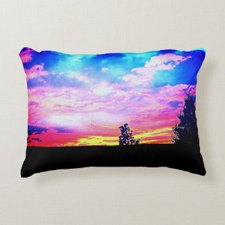 Sweet Dreams Sunset Pillow