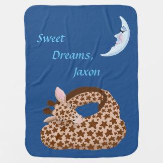 Sweet Dreams Swaddle Blanket