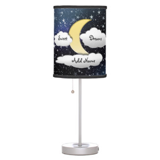 """Sweet Dreams"" Table Lamp"