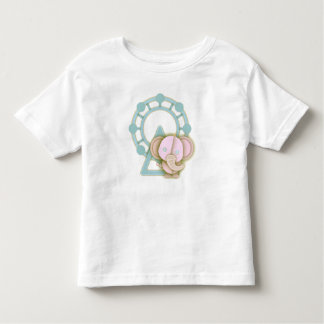 Sweet Elephant by Leslie Harlow Toddler T-shirt