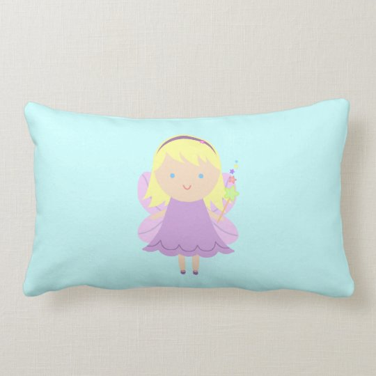 Sweet Fairy Lumbar Pillow