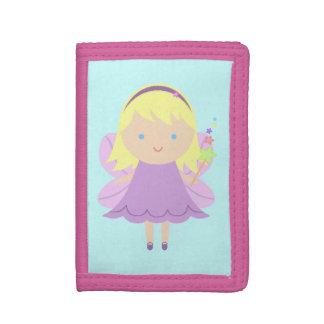 Sweet Fairy Tri-fold Wallet