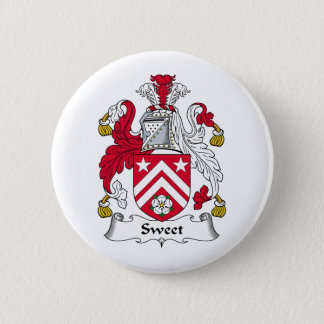 Sweet Family Crest 2 Inch Round Button