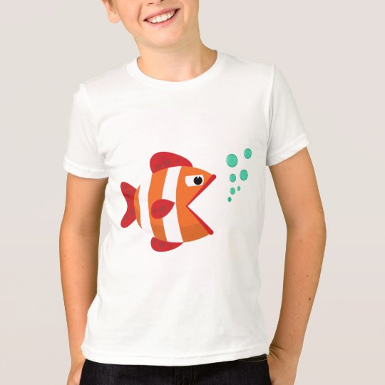 Sweet Fish T-Shirt for kids boy ot girl