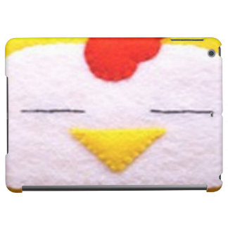 Sweet fluffy chicken iPad air cover