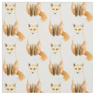 Sweet Fox Fabric