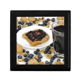 Sweet Fruit Nut Treats Gift Box