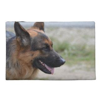 Sweet German Shepherd Dog Travel Accessories Bags
