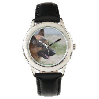 Sweet German Shepherd Dog Watches