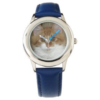 Sweet Ginger Cat Watch