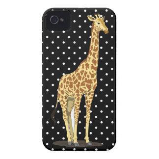 Sweet Giraffe iPhone 4 Case-Mate Cases