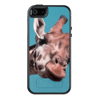 sweet giraffe OtterBox iPhone 5/5s/SE case
