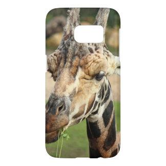 sweet giraffe. samsung galaxy s7 case