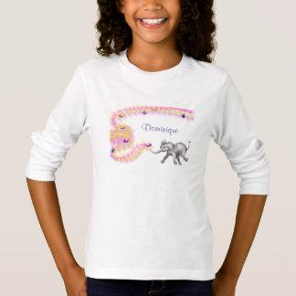 Sweet Girls' Long Sleeve T-Shirt - Fanti
