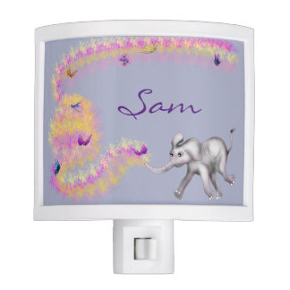 Sweet Girl's Night Llight - Fanti Nite Light