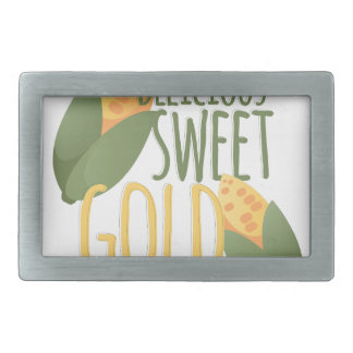 Sweet Gold Belt Buckles