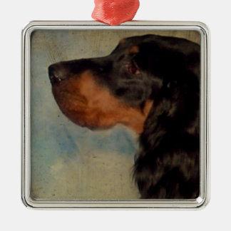 Sweet Gordon Setter Ornament